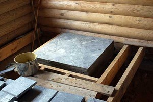 Фото Фундамент для камина.