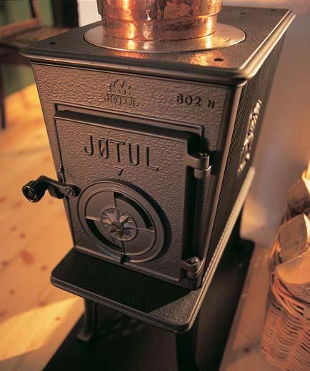 Фото печь Jøtul F 602