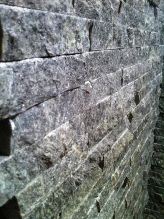 Фото Плитка талькохлорит Рваный камень