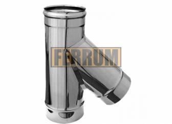 Фото Феррум - Тройник 135°, D=120, AISI 430, 0,8 мм