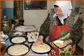 Фото Секрет приготовления вкусной еды в русской печке.
