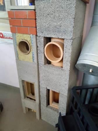 керамический дымоход в Екатеринбурге