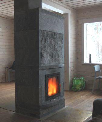 финский камин для дома